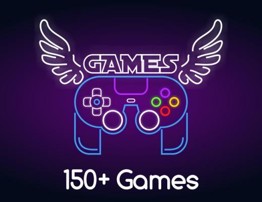 online game maega games